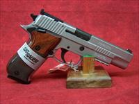 "Sig Sauer P220 SS ELITE 10MM SAO 5"" AS ROSEWOOD GRPS Lipseys Exclusive(220R5-10-SSE-SAO)"
