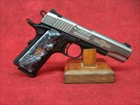 "Browning 1911-380 High Grade Black Pearl .380 4"" Barrel (051964492)"