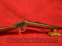 Uberti 1871 Rolling Block Hunter Carbine .17HMR(341450)
