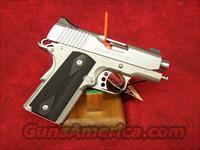 Kimber Stainless Ultra TLE II .45ACP(32239)