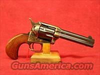 "Uberti 1873 Cattleman New Model Bird's Head Steel 4 3/4"" .357 Mag(344730)"