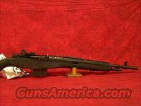 Springfield Armory M1A Scout Squad Black Fiberglass Stock 7.62 (AA9126).