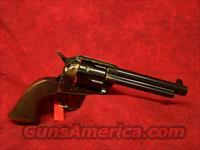 "Uberti 1873 Cattleman El Patron Competition .45LC 5 1/2"" Blue (345181)"