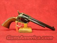 "Uberti 1873 Cattleman New Model with Brass Back Strap 7 1/2"" .357 MAG(344450)"
