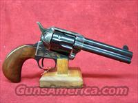 "Uberti 1873 Cattleman New Model Bird's Head Steel 4 3/4"" .45 Colt (344840)"