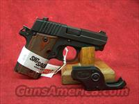 Sig Sauer P238 .380 ACP Rosewood w/Laser  (238-380-RG-LSR)