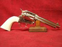 "Uberti 1873 SASS Short Stroke Pro Nickel  .357 Mag  5.5"" Barrel (356N30)"