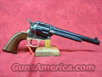 "Uberti 1873 Cattleman II NM Brass .45LC 7 1/2"" with Retractable firing pin system (356450)"