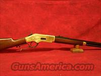 "Uberti 1866 Yellowboy Short rifle brass .44-40 20"" (342310)"