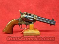 "Uberti 1873 Cattleman Old Model Charcoal Blue 4 3/4"" .45LC (345123)"