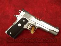 Colt Gold Cup Trophy Stainless Steel .45ACP (05070X)