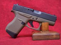 "Glock 43 OD Green 9mm 3.4"" Barrel (PI4357201)"