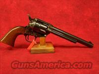 "Uberti 1873 Cattleman NM Steel 6 Shot 7 1/2"" .22LR (356085)"