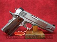 "Colt Government Stainless Steel 5"" .45ACP (01070XSE)"