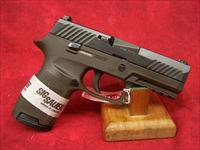 Sig Sauer P320c 9mm Two tone ODG (320C-9-TSS-ODG)