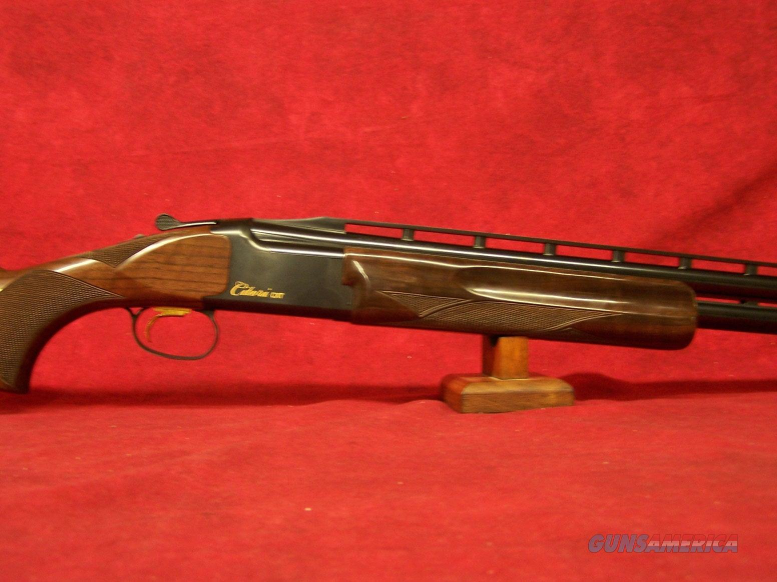 Browning Citori CXT Adj  Comb 12 Ga 32