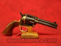 "Uberti 1873 Cattleman NM Brass .357 mag 4 3/4"" (344400)"