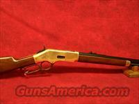 "Uberti 1866 Yellowboy 24 1/4"" Brass .45 Colt(342290)"