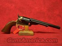 "Uberti Open Top Early Model Navy .45 Colt 7 1/2"" (341357)"