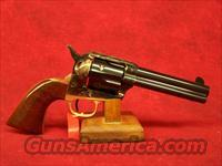 "Uberti 1873 Cattleman II Improved NM Brass .44-40 4 3/4"" w/ New retractable firing pin (356300)"
