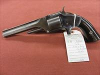 S&W Model 2 Old Model Army Revolver .32 Rim Fire Long