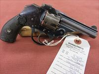 Iver Johnson Hammerless, 3rd Model