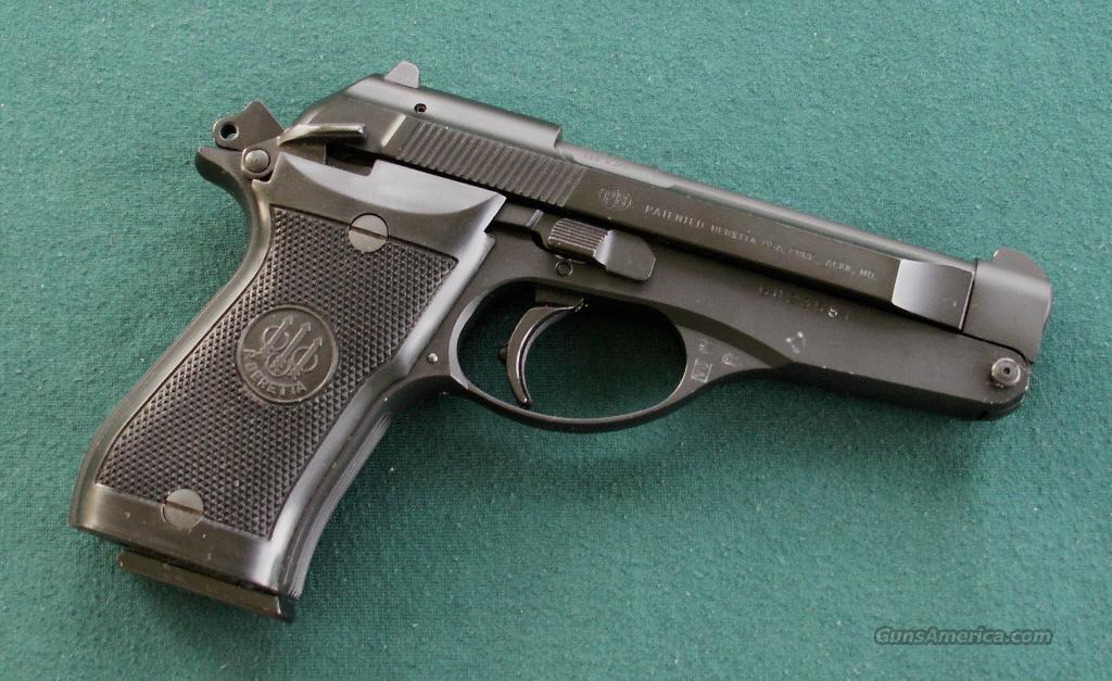Beretta 86 Cheetah Tip Up Barrel  380 9mm Short