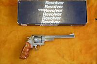 SMITH & WESSON - MODEL 629 - 44 MAGNUM - WITH BOX - 8 3/8BBL