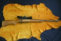 SAVAGE - MODEL 340 SERIES E - .222REM - WITH SCOPE