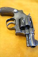 "SMITH & WESSON - EARLY TERRIER - RARE 5 SCREWS - 2"" POCKET PISTOL - 38 S&W"