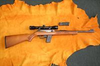 "MARLIN - ""CAMP CARBINE"" - MODEL 9 - 9MM - W/ORIGINAL CLIP - 16""BBL"