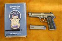 BERETTA - MODEL 96 - 40S&W - PENN STATE POLICE TROOPER GUN - HAS PENN CREST ON FRAME