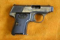WALTHER - MODEL 5 - .25ACP/6.35CAL - IN EXCELLENT CONDITION