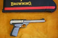 BROWNING - BUCK MARK - .22 LONG RIFLE - EXCELLENT CONDITION - MAY BE NEW?