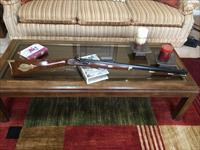 THOMPSOM / CENTER ARMS 50 CAL HAWKEN FLINTLOCK MUZZLE LOADER RIFLE