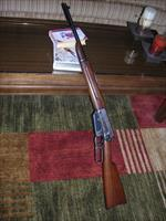 WINCHESTER MODEL 1895 SADDLE RING CARBINE