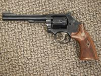 S&W MODEL 48 SIX-INCH .22 MAGNUM REVOLVER