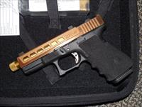 ZEV FULL-CUSTOM GLOCK 19 IN 9 MM