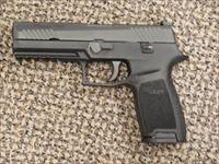 SIG SAUER 320 F (FULLSIZE) STRIKER ACTION 9 MM WITH 17-RD MAGAZINES