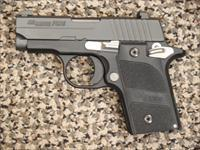 "SIG SAUER P-238 ""NIGHTMARE"" .380 ACP WITH NIGHTSIGHTS"