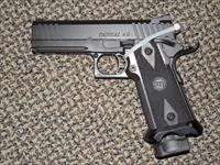 STI 4.0 TACTICAL 9 MM WIDE-BODY PISTOL WITH 20-ROUND MAGAZINE