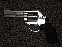S&W MODEL 686-6 FOUR-INCH 7-SHOT .357 MAGNUM REVOLVER