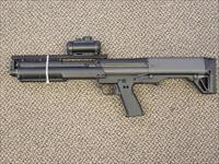 KEL-TEC KSG 12 GA. SHOTGUN IN BLACK WITH OPTICS