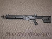 CUSTOM SPRINGFIELD ARMORY M1- SOCOM .308 RIFLE IN TROY INDUSTRIES BATTLE CHASSIS-STOCK