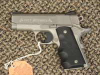 COLT STAINLESS  LIGHTWEIGHT DEFENDER IN 9 MM