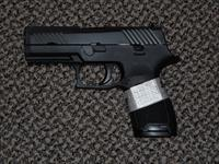 SIG SAUER P320C STRIKER-ACTION IN .45 ACP!