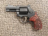 "S&W MODEL 586 ""CARRY COMP"" PERFORMANCE CENTER & TALO REVOLVER..."