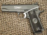 "NIGHTHAWK ""GUNS AND AMMO"" SPECIALTY 1911 COMMANDER-SIZE .45 ACP"