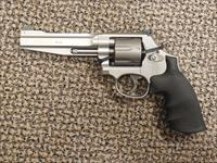 "S&W MODEL 986 ""PRO SERIES"" 9 MM 7-SHOT, 5-INCH REVOLVER..."
