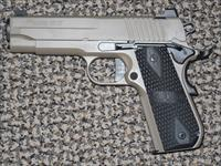 "SIG SAUER 1911 ""5.11"" SPECIAL LIMITED EDITION .45 ACP PISTOL"